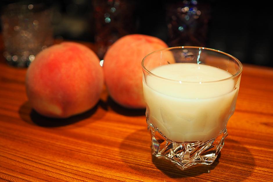 白桃とファジーネーブル