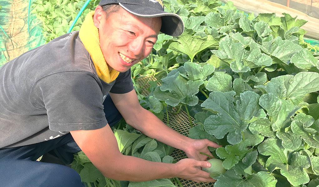農家の村田さん